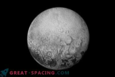 Missioon New Horizons tegi Pluto ühe külje parima pildi.