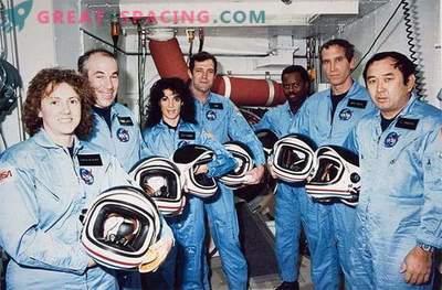 Mälestused Challengerist 30 aastat pärast katastroofi