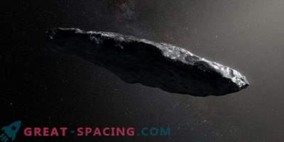 Oumuamua salapärane minevik