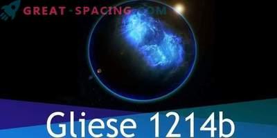 Gliese 1214b eksoplanett koosneb täielikult veest, kuid kas seal on elu