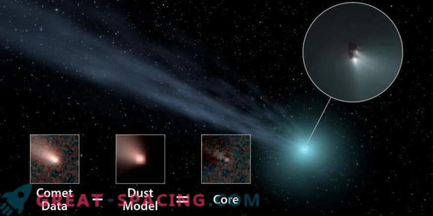 Suured kauged komeedid on sagedased.