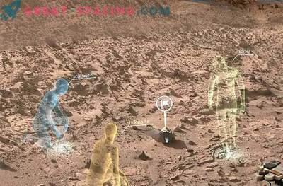 Virtuaalsed uurijad võivad olla esimesed inimesed Marsil