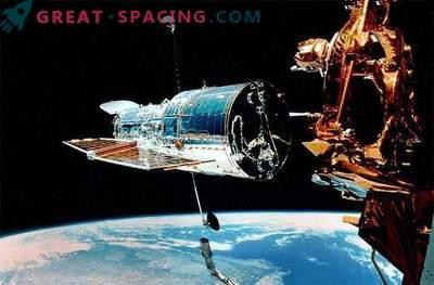 Hubble'i kosmoseteleskoop on 25 aastat vana: mis juhtub edasi?