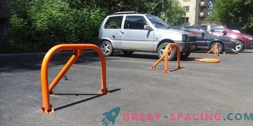Parkimine - autojuhtide peavalu