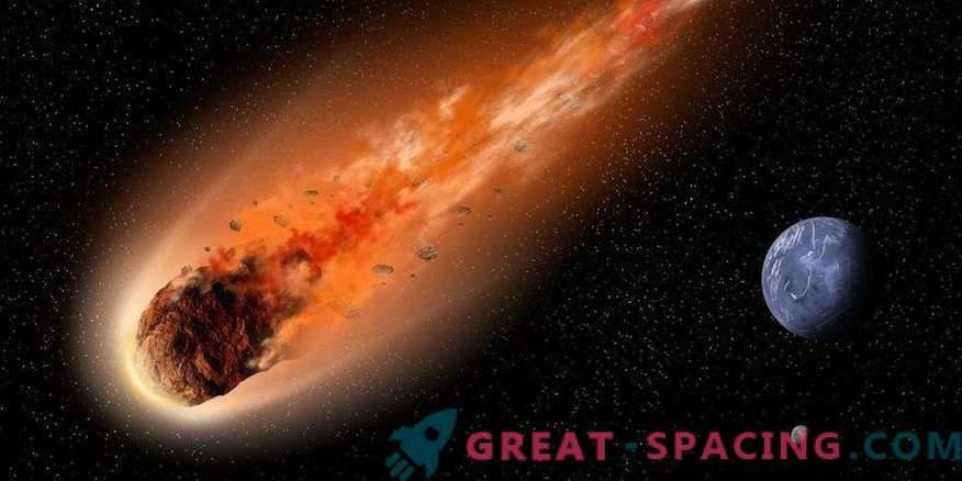 Asteroidid - inimkonna suurim väljakutse?