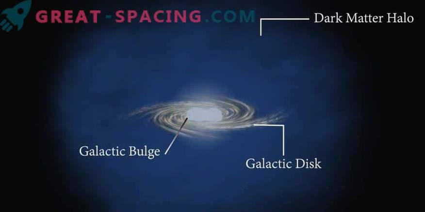 Pimedat ainet ei kaasata galaktiliste punnide emissioonidesse?