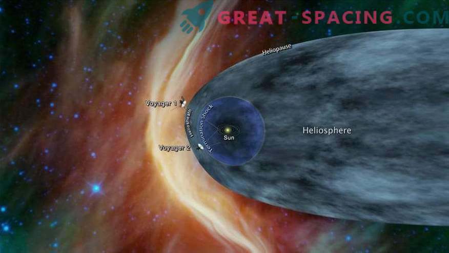 NASA Voyager-2 läheneb salapärasele tähtede vahele
