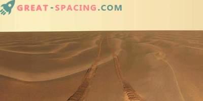 Uus viis Marsi jää otsimiseks
