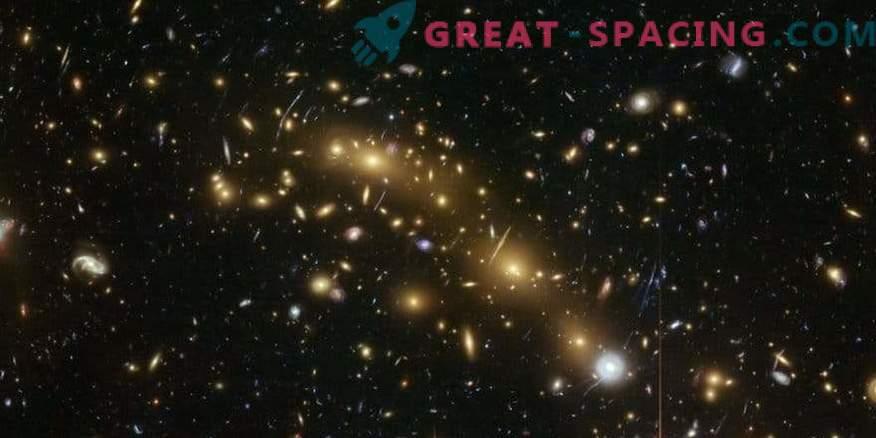 Galaktilist joondamist vaadeldakse 10 miljardi aasta jooksul