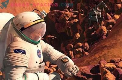 Kosmiline kiirgus võib Marsile lennates kahjustada astronaute