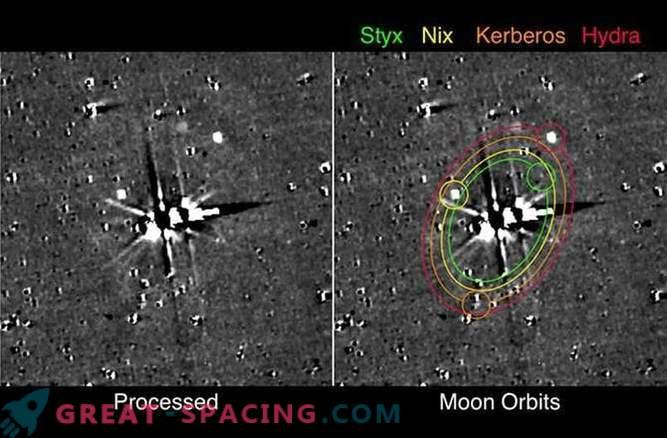 Teadusuuringute missioon New Horizons järgib kogu Pluto perekonda
