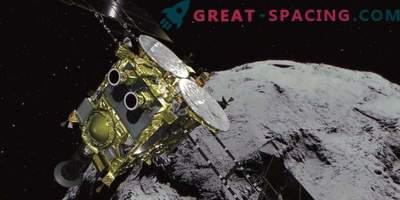 Nad tegid seda! Jaapani robotid maandusid edukalt asteroidile ja asusid tööle