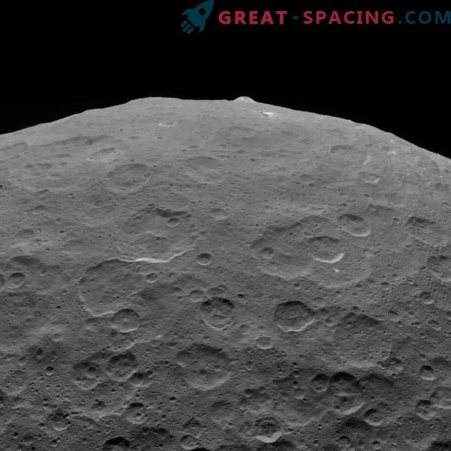 Dawni asteroidimissioon on lõppenud