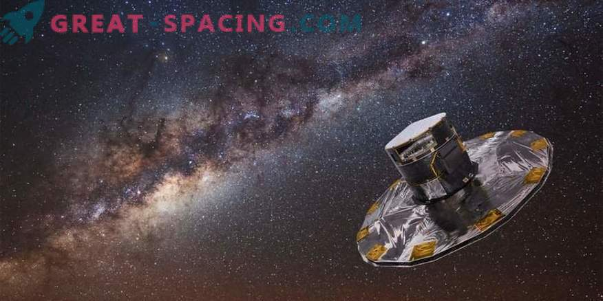 Mitu tähte oodatakse Gaia teises väljaandes?