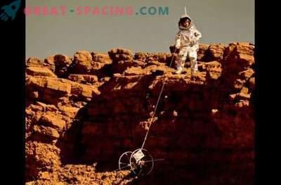 Mägironija robot aitab teadlastel Marsil elu leida