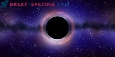 Teadlased on avastanud universumi serval 83 supermassive musta auku.
