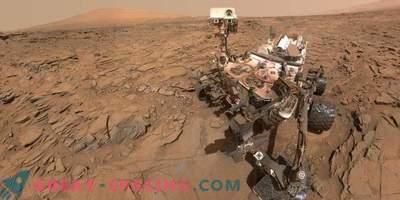Marsi lööb! Saladuslik kokkupõrge NASA roveris