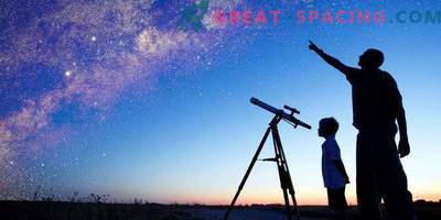 Study the magnificence of the Universe with high-quality telescopes