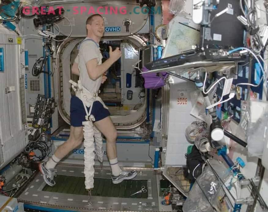 Miks on mikrogravitatsioon ohtlik astronaudidele