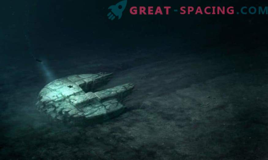 A strange object was found at the bottom of the Baltic Sea. Opinion ufologov