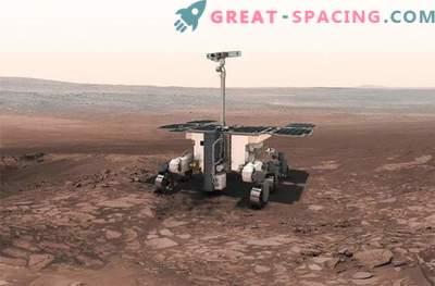 Uudishimu aitab ExoMarsi Euroopa roveril Marsil elu otsida