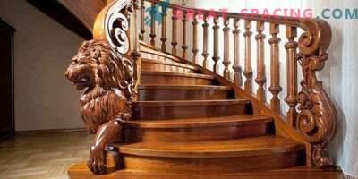 Kvaliteetsed trepid oma kodu jaoks