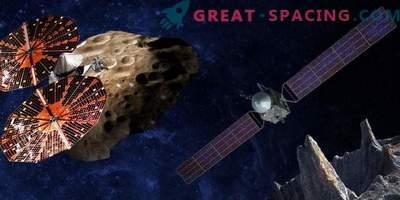 Asteroid võib olla surnud planeedi tuum