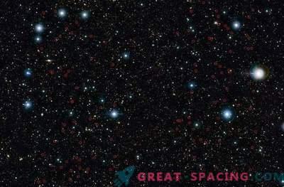 Galaktilised koletised avastati iidses universumis.