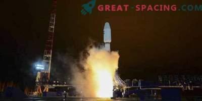 Vene rakett pani satelliidi orbiidile