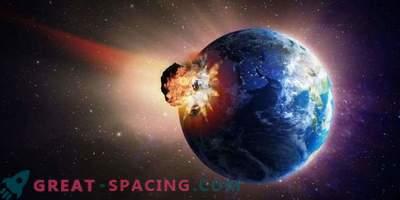 Elu võib sündida pärast asteroidide tabamist. Uued teadusuuringud