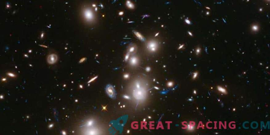Ühinemiste galaktikate mõõtmed mõjutavad mustade aukude kaasamist