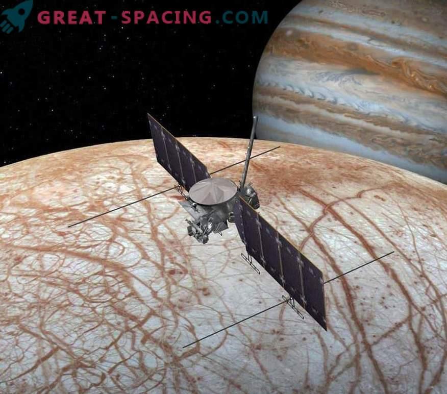 Teadlased valmistuvad missiooniks Jupiteri Euroopa jäises satelliidis