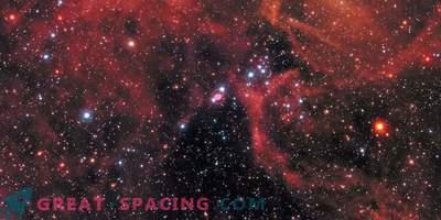 Imetlege kuuma supernova aatomite super-kiiret lööklaine