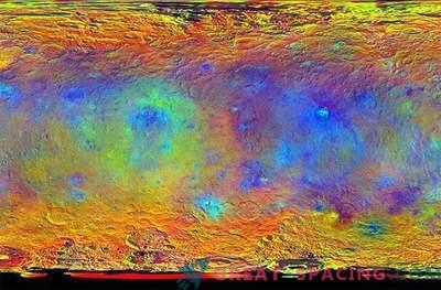 Kääbus planeet, millel on kohutavalt salapärane pind