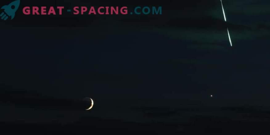 Fotod kosmost: Firefall Venuse taustal