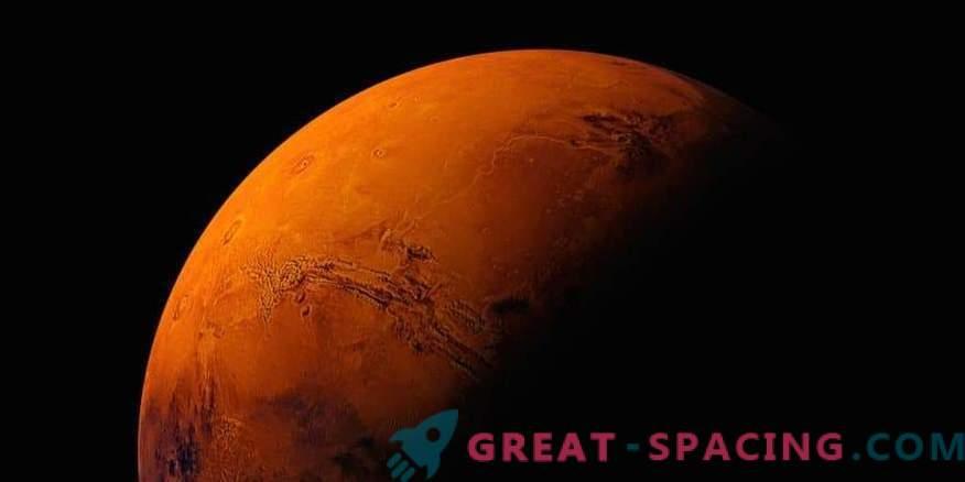 Üllatus Marsi ekvaatorist
