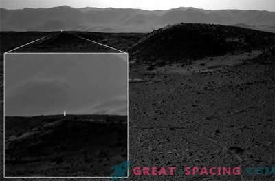 Müstiline valgus tabas NASA uudishimu rover