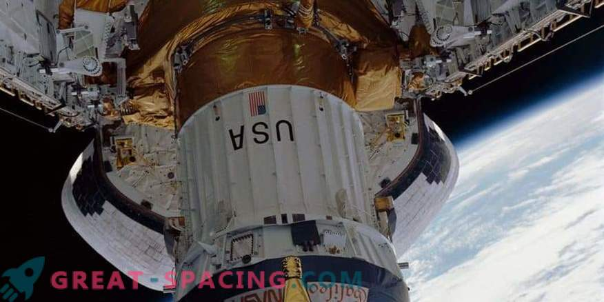 Galileo missiooni käivitamine