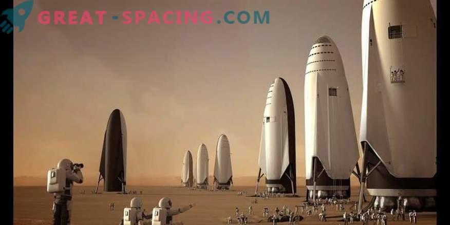 SpaceX BFR rakett valmistab ette reisija saatmiseks kuu kruiisil