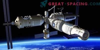 Hiina on valmis looma orbitaaljaama ja mõõtma Iloni maskiga raketid