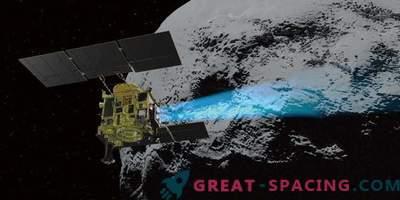 Hayabusa-2 lükkab sondi laskumise asteroid Ryugu'le
