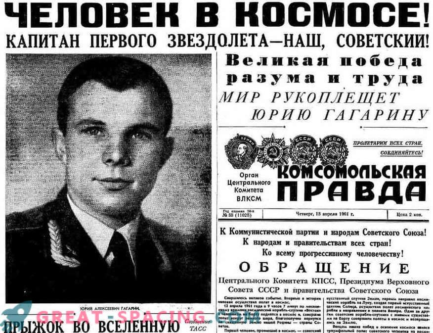 Miks 12. aprillil tähistatakse kosmonautika päeva