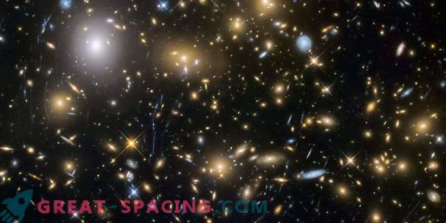 Kas universum on täis kummitusgalakseid?
