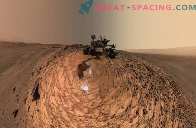 Mars on elu jaoks ilmselt väga külm