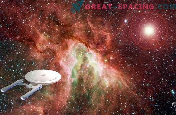 Tarkvara või Borg: suur oht kosmoselaevale?