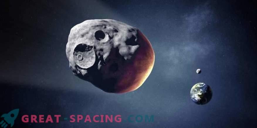 OSIRIS-REx avab asteroidide missiooni