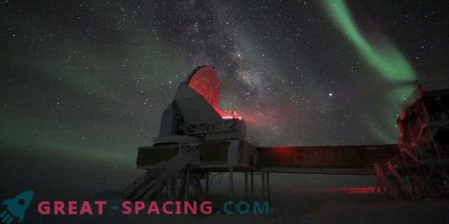 Äärmuslik astronoomia näitab lõunapooluse saladusi