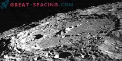 Nova uporaba AI za iskanje in štetje lunarnih kraterjev