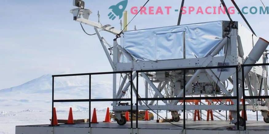 SuperTIGERi pall käivitatakse uuesti raskete kosmiliste osakeste uurimiseks