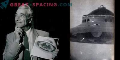 Intsident Mojave - 1952. George Adamski kinnitas, et on kontaktis Veenuse elanikega